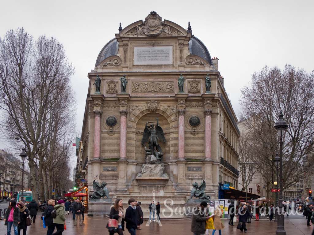 Fountain of Saint Michel