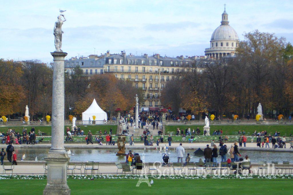 Jardin de Luxebourg