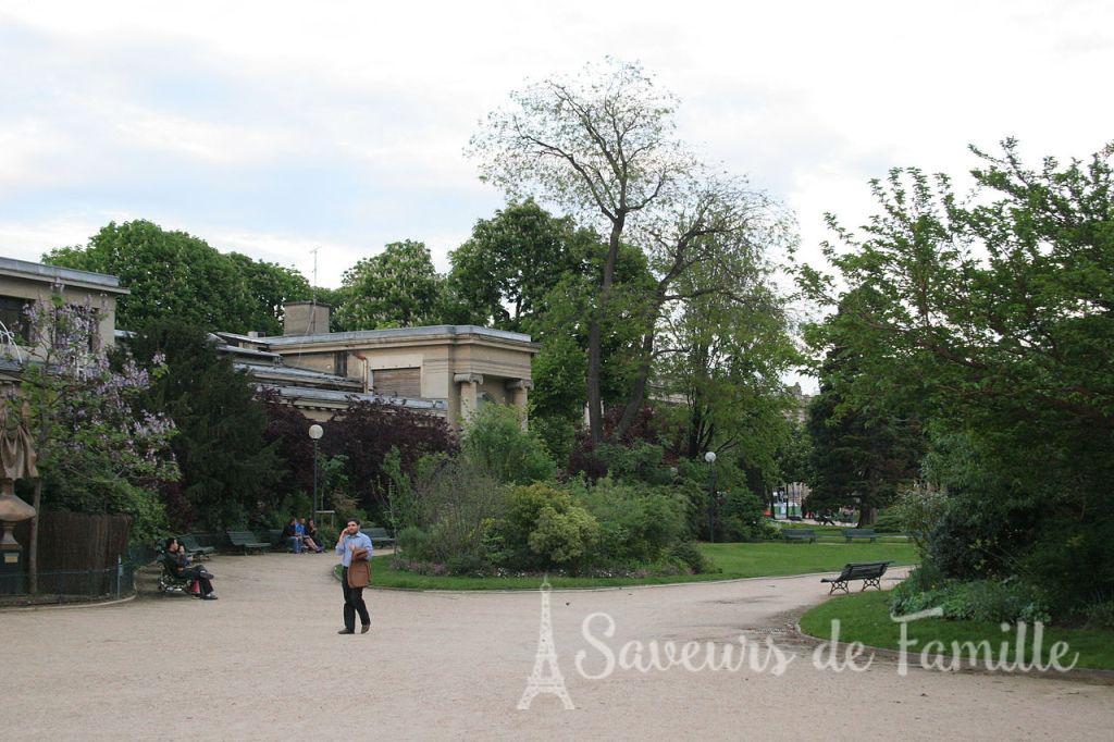 Jardins des Champs Élysées